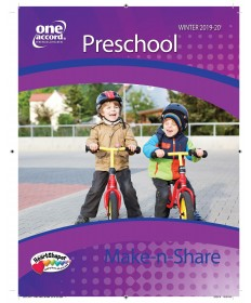 Preschool Make-n-Share/ Winter