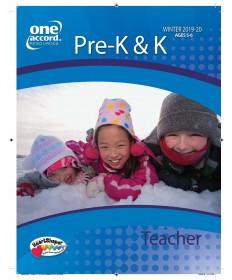 Pre-K & K Teacher / Winter