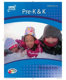 Pre-K & K Resources / Winter