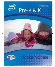 Pre-K & K Make-N-Share / Winter