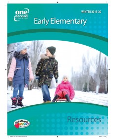 Early Elementary Resources / Winter
