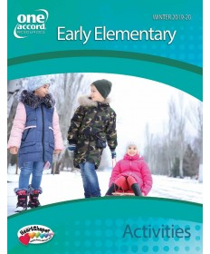 Early Elementry Activities / Winter