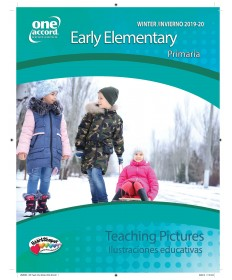 Early Elementary Teaching Pictures / Winter