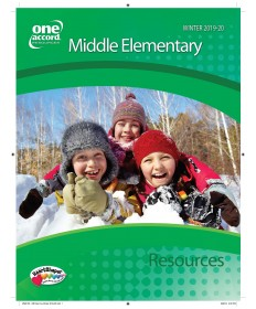 Middle Elementary Resources / Winter