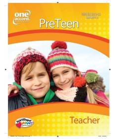 PreTeen Teacher / Winter