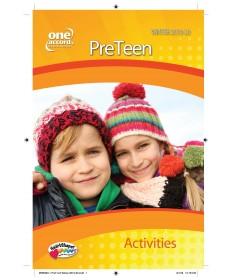 PreTeen Activities / Winter