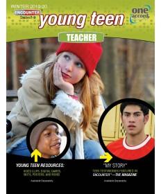 Young Teen Teacher / Winter