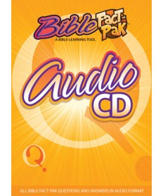 Bible Fact-Pak Audio CD, NIV