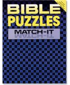Bible Puzzles: Match-it