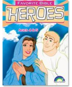 Favorite Bible Heroes: Ages 4&5