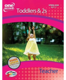 Toddlers & 2's Teacher / Spring