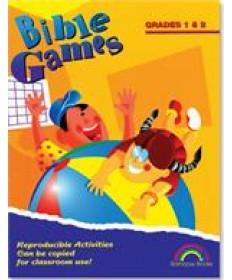 Bible Games: Grades 1&2