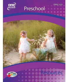 Preschool Resources / Spring
