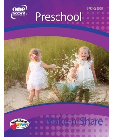 Preschool Make-n-Share / Spring