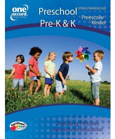 Pre-K & K Teaching Pictures / Spring