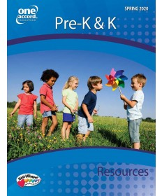 Pre-K & K Resources / Spring