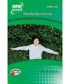 Middle Elementary Activities / Spring