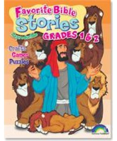 Favorite Bible Stories: Grades 1&2