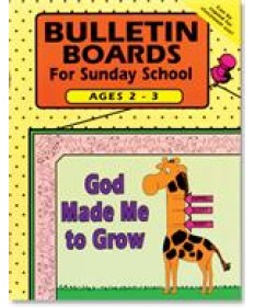 Graded Bulletin Boards: Ages 2&3