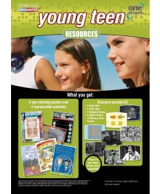 Young Teen Resources / Spring