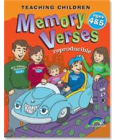 Teaching Children Memory Verses: Ages 4-5
