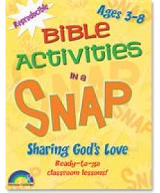 Bible Activities in a Snap: Sharing