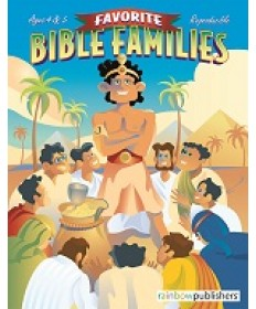 Favorite Bible Families: Ages 4&5