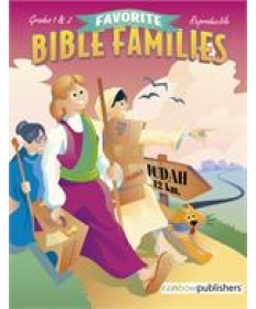 Favorite Bible Families: Grades 1&2
