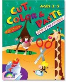 Cut, Color and Paste: Gods Creatures