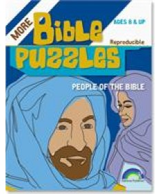 More Bible Puzzles, People of the Bible