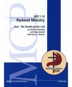 SG: Pastoral Ministry