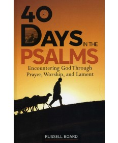 40 Days in the Psalms
