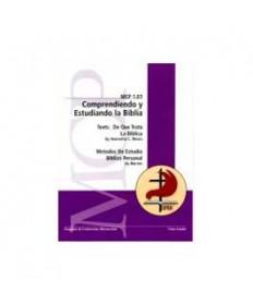 MCP 1.01 Study Guide: Comprendienod y Estudiando la Biblia