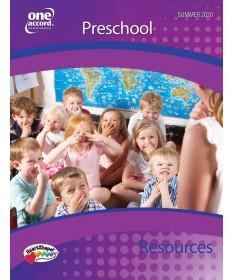 Preschool Teaching Resources Packet / Summer