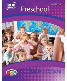 Preschool Make-n-Share / Summer
