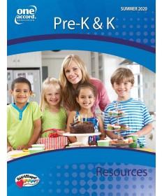 Pre-K & K Resources / Summer