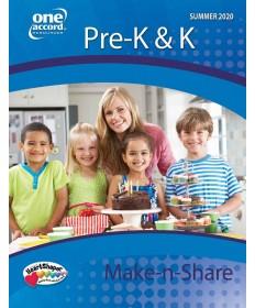 Pre-K & K Make-N-Share  / Summer