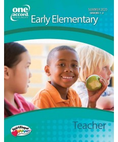 Early Elementary Teacher / Summer