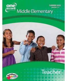 Middle Elementary Teacher / Summer