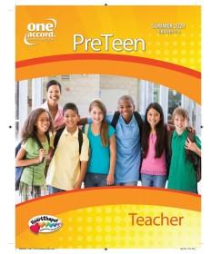 PreTeen Teacher/ Summer