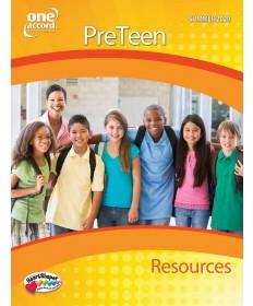 PreTeen Resources / Summer