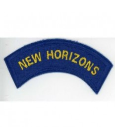 New Horizons Conference Strip/Regular