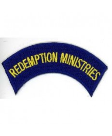 Redemption Ministries Conference Strip/Regular