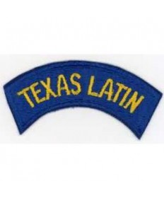 Texas Latin Conference Strip/Regular