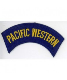 Pacific Western Conference Strip/mini