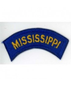 Mississippi Conference Strip/Miniature