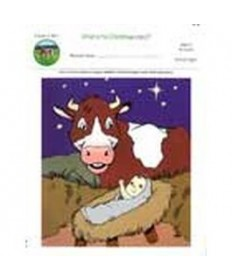 Rainbows Year 3 Activity Pages. Cows. A Savior is born.