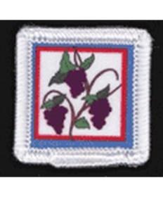 Stars Unit Badges. Growing