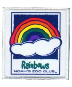 Rainbows Emblem Badge