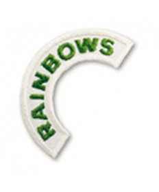 Men Rainbows Sponsor Badge